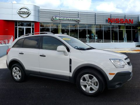 2014 Chevrolet Captiva Sport Fleet 2LS