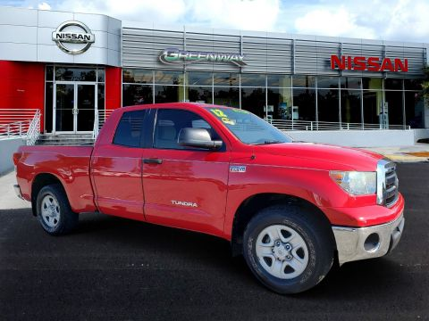Pre-Owned 2012 Toyota Tundra 2WD Truck Grade